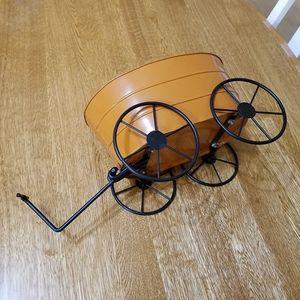 Other - Metal Bucket Wagon
